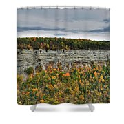 0023 Letchworth State Park Series   Shower Curtain