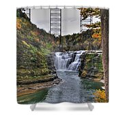 0024 Letchworth State Park Series Shower Curtain