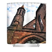 003 St. Paul's Cathedral Shower Curtain
