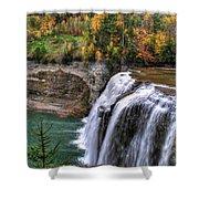 0033 Letchworth State Park Series  Shower Curtain