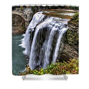 0039 Letchworth State Park Series Shower Curtain