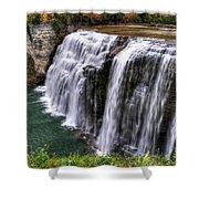 0046 Letchworth State Park Series  Shower Curtain