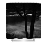 01 Niagara Falls Usa Rapids Series Shower Curtain
