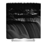 012 Niagara Falls Usa Series Shower Curtain