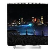 013 Niagara Falls Usa Series Shower Curtain