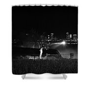 014 Niagara Falls Usa Series Shower Curtain