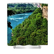 014 Niagara Gorge Trail Series  Shower Curtain