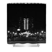 03 Seneca Niagara Casino Shower Curtain