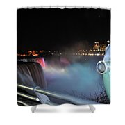 04 Niagara Falls Usa Series Shower Curtain