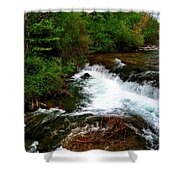 04 Three Sisters Island Shower Curtain