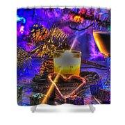 05 Holiday Photo Shower Curtain
