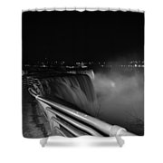 05 Niagara Falls Usa Series Shower Curtain