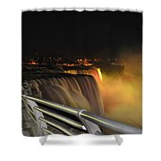 08 Niagara Falls Usa Series Shower Curtain