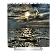 007 In Harmony With Nature Series Shower Curtain