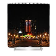 01 Seneca Niagara Casino Shower Curtain