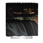 010 Niagara Falls Usa Series Shower Curtain