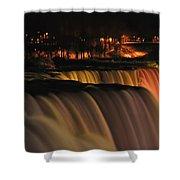 012 Niagara Falls Usa Series Shower Curtain