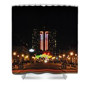 03 Seneca Niagara Casino Shower Curtain
