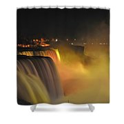 07 Niagara Falls Usa Series Shower Curtain