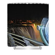 09 Niagara Falls Usa Series Shower Curtain