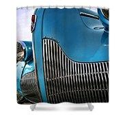 1939 Buick Eight Shower Curtain