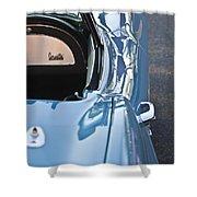 1967 Chevrolet Corvette  Shower Curtain