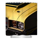 1972 Oldsmobile Cutlass 442 Shower Curtain