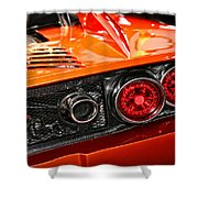 2012 Falcon Motor Sports F7 Series 1  Shower Curtain