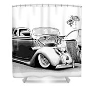 36 Ford  Shower Curtain