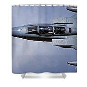A Royal Air Force Tornado Gr4 Shower Curtain
