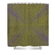 Abstract 3d Art Shower Curtain