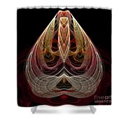 Abstract Seventy-nine Shower Curtain