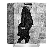 Alexander Monro II, Scottish Anatomist Shower Curtain