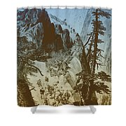 American Gold Rush Shower Curtain