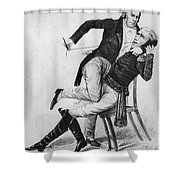 Andrew Jackson: U.s. Bank Shower Curtain