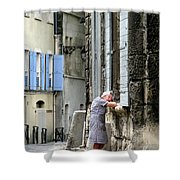 Another Nap.arles.france Shower Curtain