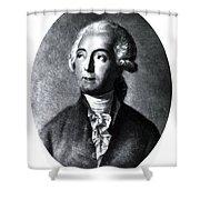 Antoine-laurent Lavoisier, French Shower Curtain