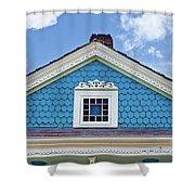 Architectural Detail 1 Shower Curtain