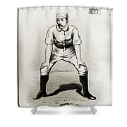 Arthur Irwin (1858-1921) Shower Curtain