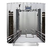 Ascona With Snow Shower Curtain