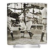 Babe Ruth (1895-1948) Shower Curtain