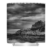 Bailey's Island 14342 Shower Curtain