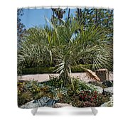 Balboa Park San Diego Shower Curtain
