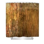 Bamboo Shower Curtain by Christopher Gaston