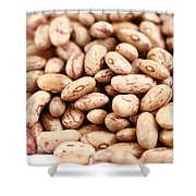 Beans Shower Curtain