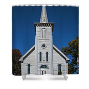 Bethesda Lutheran Church Shower Curtain