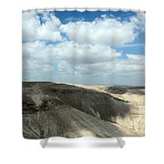 Bethlehem Desert Shower Curtain