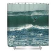 Big Surf Shower Curtain