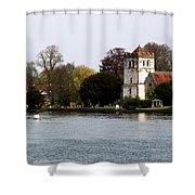 Bisham Abbey Shower Curtain