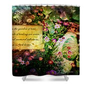 Bloom Home Shower Curtain
